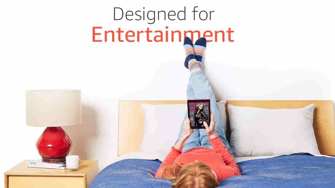 Designed for Entertainment