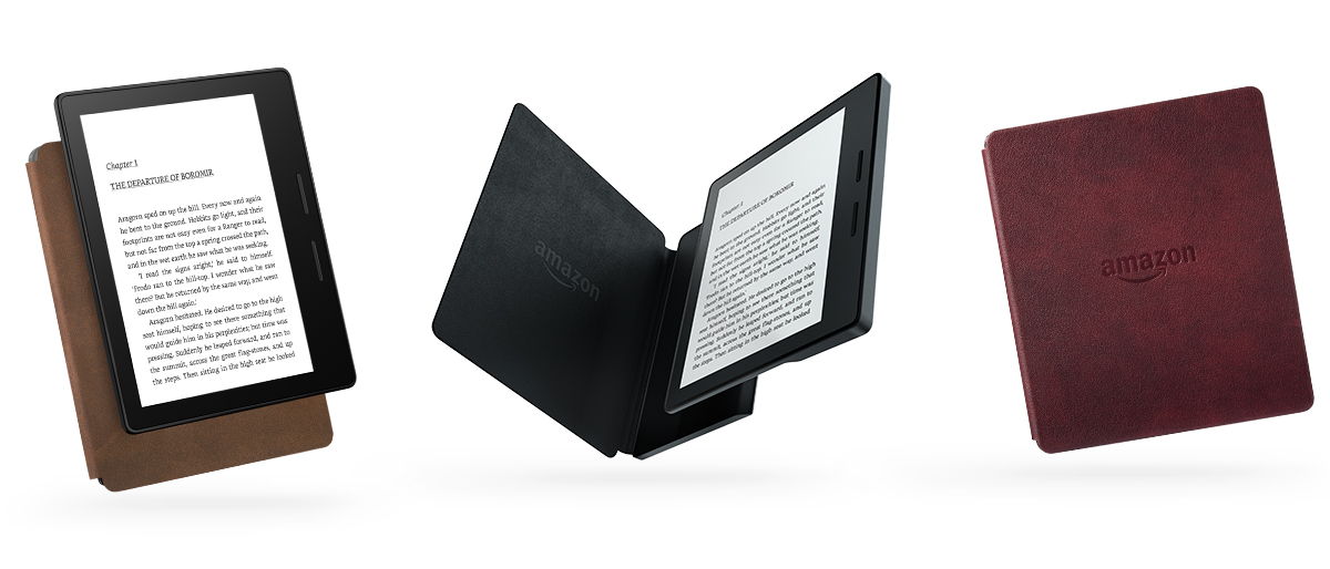 Kindle Oasis - Amazon Official Site - E-reader