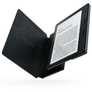 Kindle Oasis  Kindle Oasis E-reader with Leather Charging Cover – Merlot, 6″ High-Resolution Display (300 ppi), Free 3G + Wi-Fi – Includes Special Offers kw feature read more device