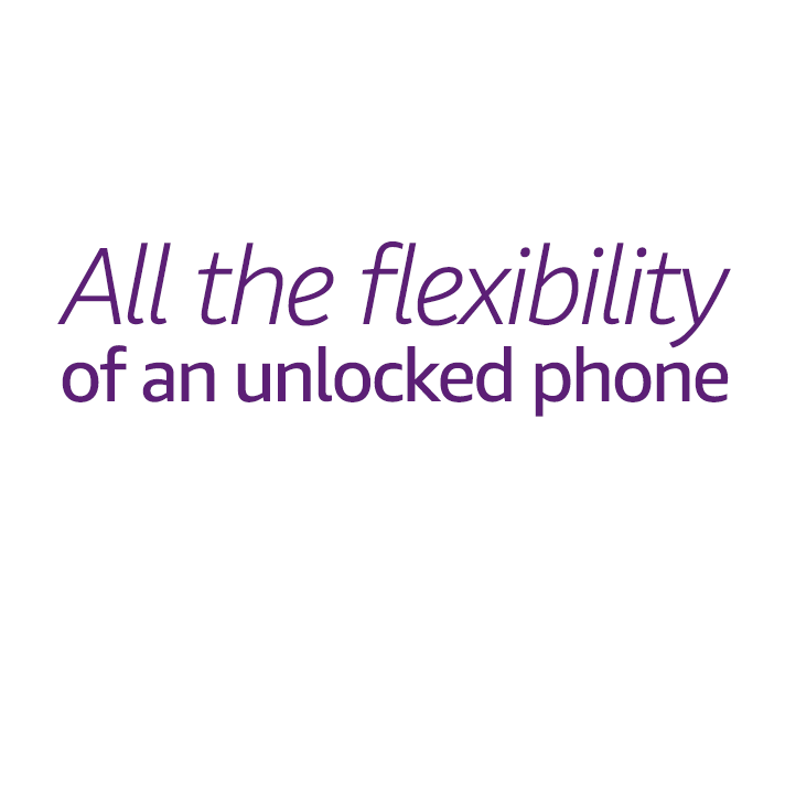 All the Flexibility of an unlocked phone