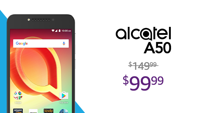 Alcatel A50