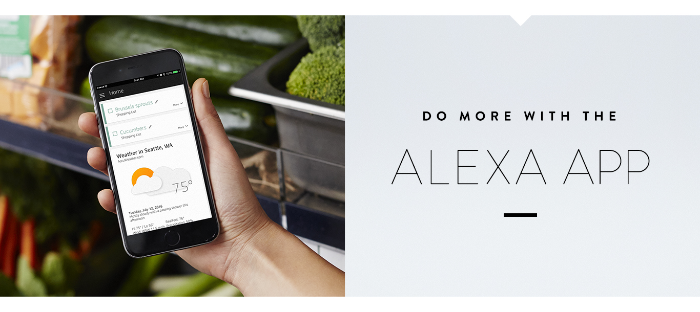 Do More with the Alexa App