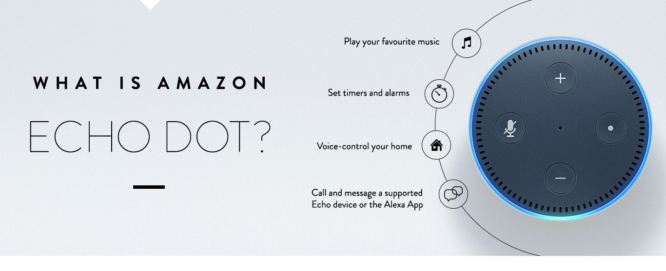 What is Echo Dot?