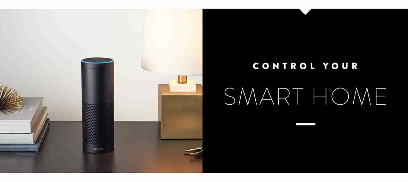 Control your Smart Home