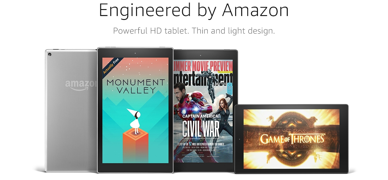 Engineered by Amazon