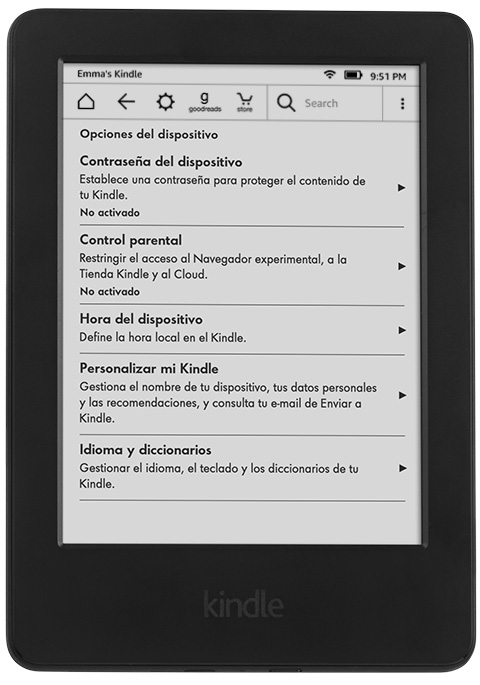 free kindle touch games
