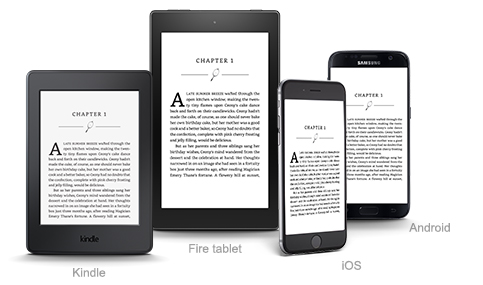 Kindle paperwhite e reader amazon official site free kindle app fandeluxe Image collections