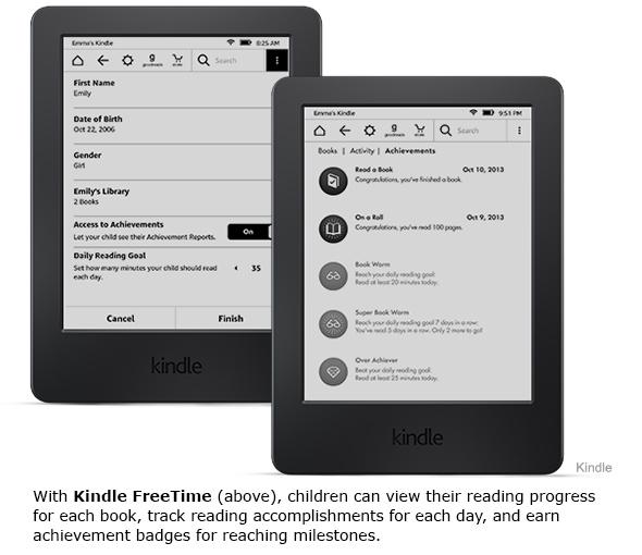 reading ebooks on kindle fire hd
