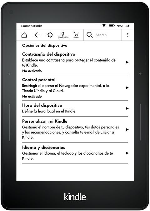 Kindle Voyage E-reader – Amazon Official Site