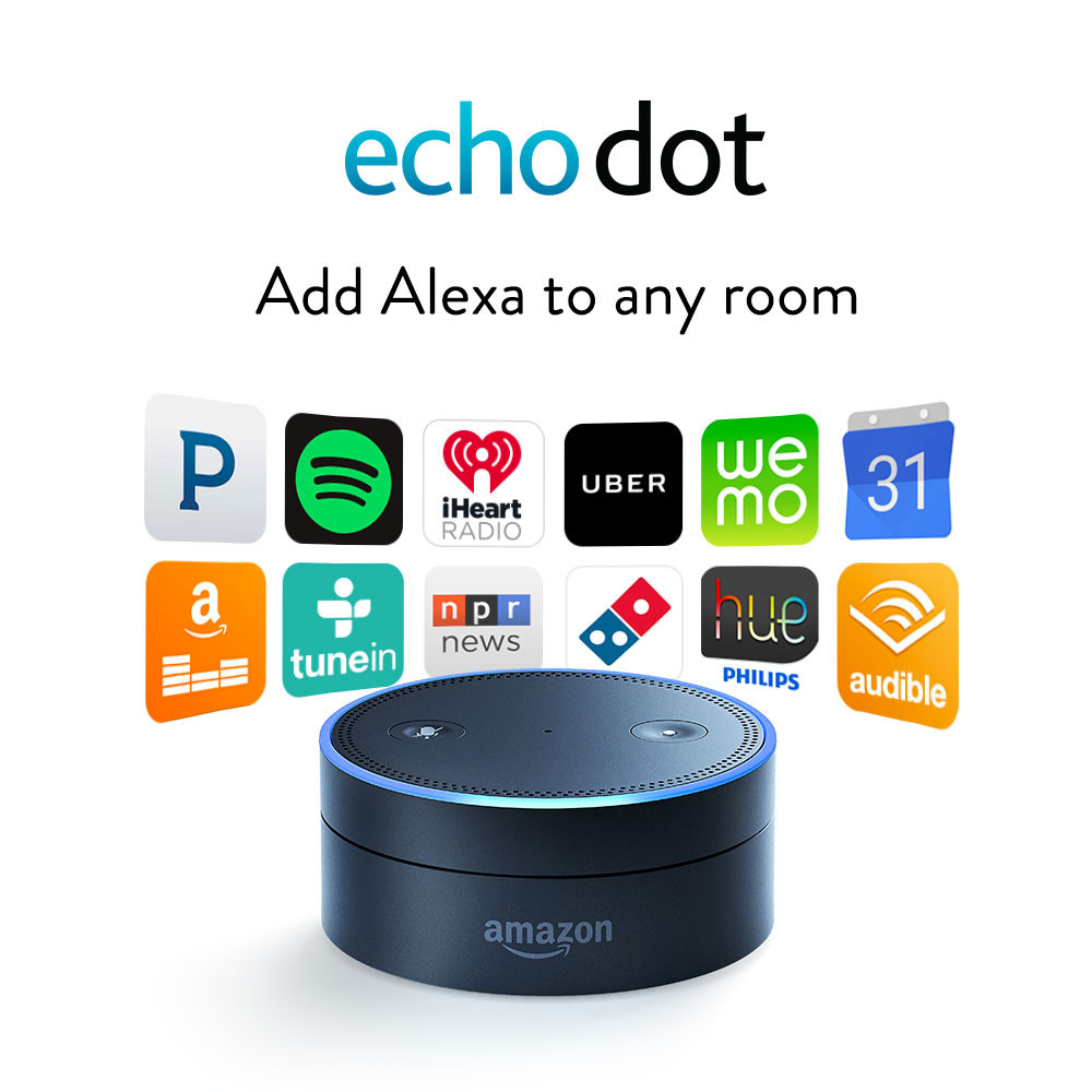 echo dot. Black Bedroom Furniture Sets. Home Design Ideas