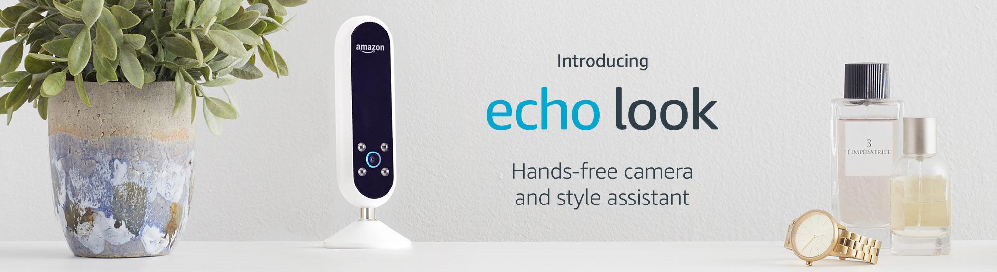 Introducing echo look