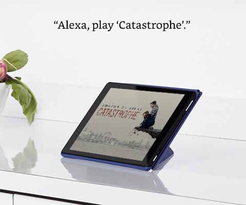 Alexa play Catastrophe