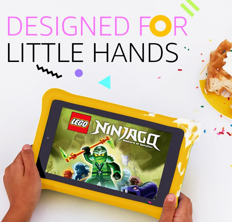 Designed for little hands--Protects against big drops