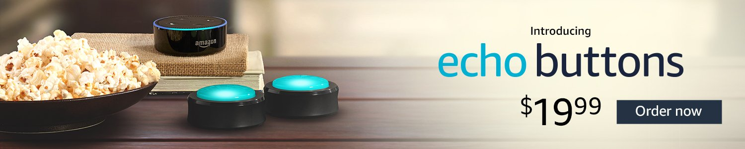 Introducing Echo Buttons