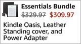 All-New Kindle Oasis Essentials Bundle
