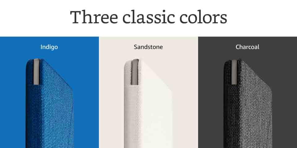Three Classic Colors