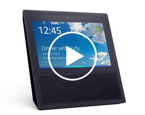 See how Echo Show works