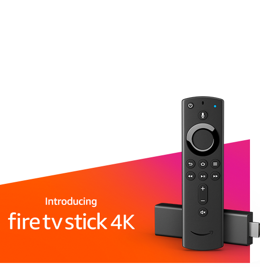 Introducing: Amazon Fire TV Stick 4K
