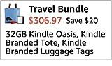 Kindle Oasis Travel Bundle