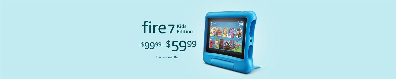 Fire 7 Kids Edition