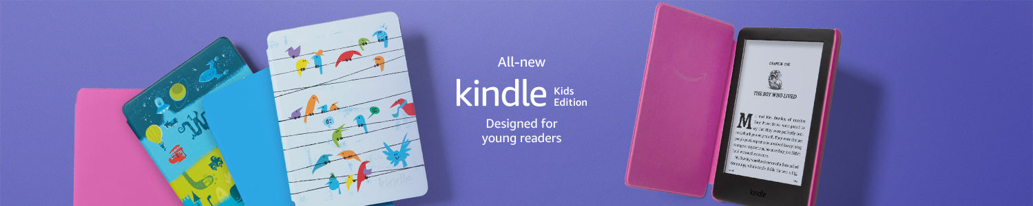All-new Kindle Kids Edition