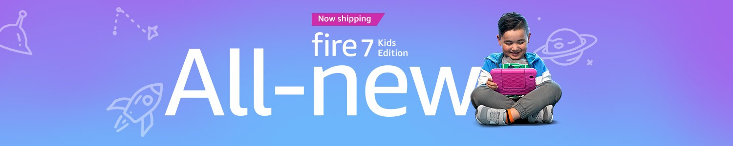 All-New Fire 7 Kids Edition