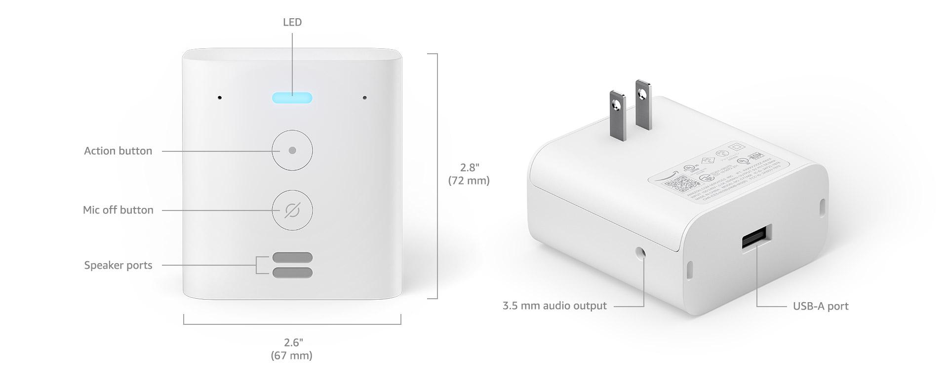 Amazon Echo Flex Setup