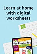 Learn at home with digital worksheets