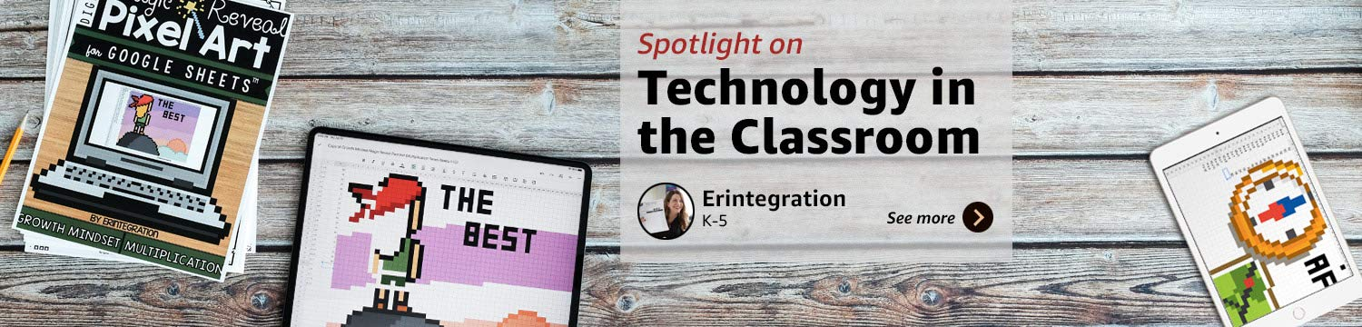 Spotlight on Technology in the Classroom: Erintegration, K-5. See more.