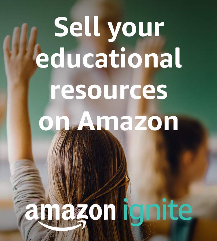 Sell your educational resources on Amazon: Amazon Ignite