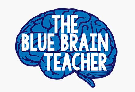 The Blue Brain Teacher by Selma Dawani