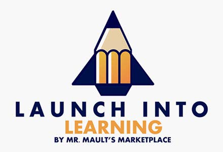 Launch Into Learning by Mr. Mault's Marketplace