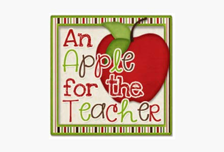 An Apple for the Teacher by Kelly Malloy