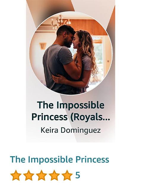 The Impossible Princess (Royals of Sondmark)