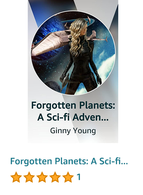 Forgotten Planets: A Sci-fi Adventure Story