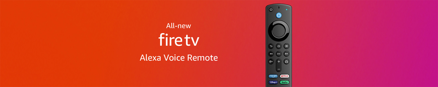 All-new Fire TV Alexa Voice Remote.