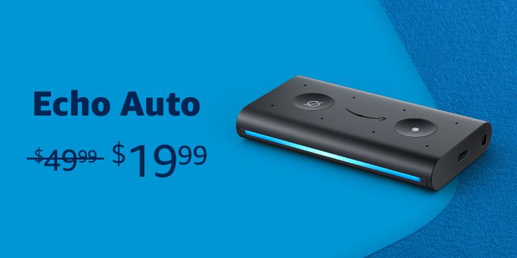 Echo Auto $19.99