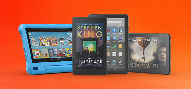 Fire Tablet devices