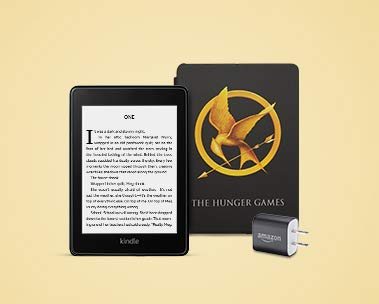 Kindle Paperwhite The Hunger Games cover bundle