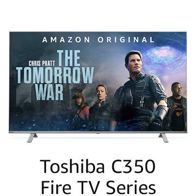 Toshiba C350 Fire TV Series