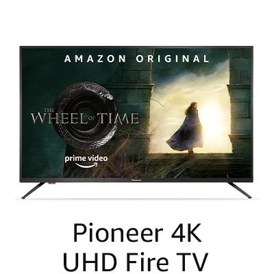 Pioneer 4K UHD Fire TV
