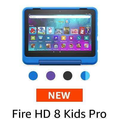 Fire HD 8 Kids Pro