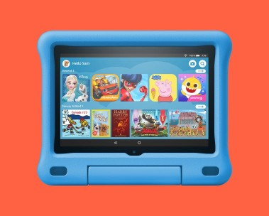 Save $60 on Fire HD 8 Kids Edition