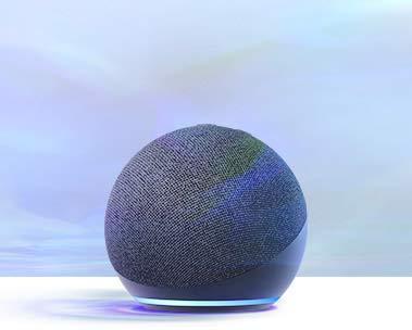 All-new Echo Dot. Smart speaker with Alexa