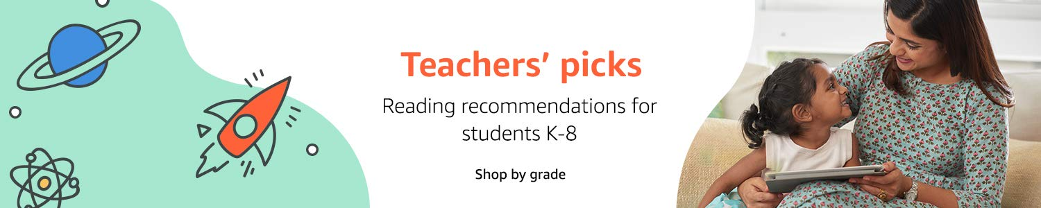 Teachers' pick: Reading recommendations for students K - 8