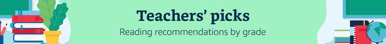 Teachers' picks: Reading recommendations for students K-8