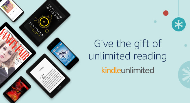Amazon Kindle Unlimited 12-Month Subscription