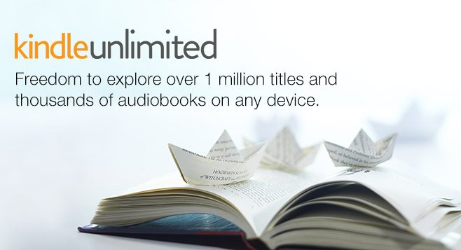 learn more about kindle unlimited