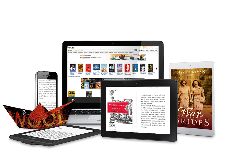 Kindle Unlimited: Read, listen and switch between reading and listening