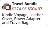Kindle Voyage Travel Bundle